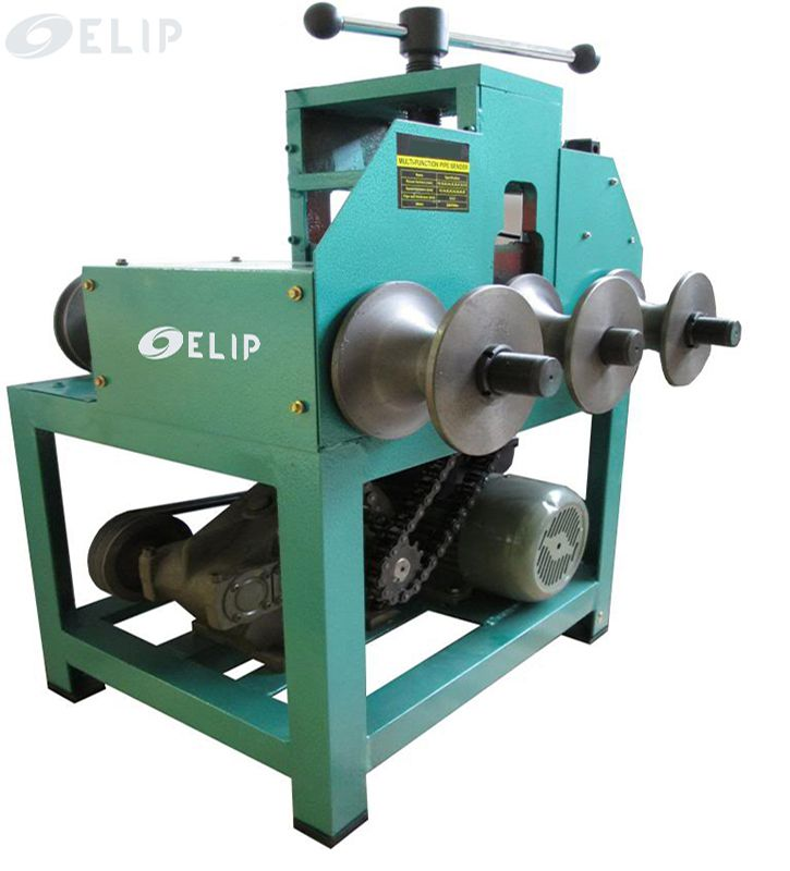 Máy uốn sắt ống 3 trục