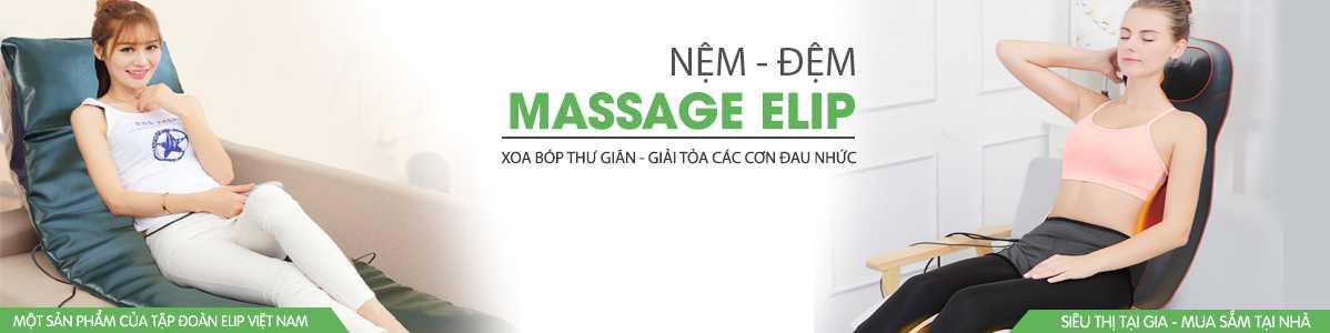 Nệm Massage Elip