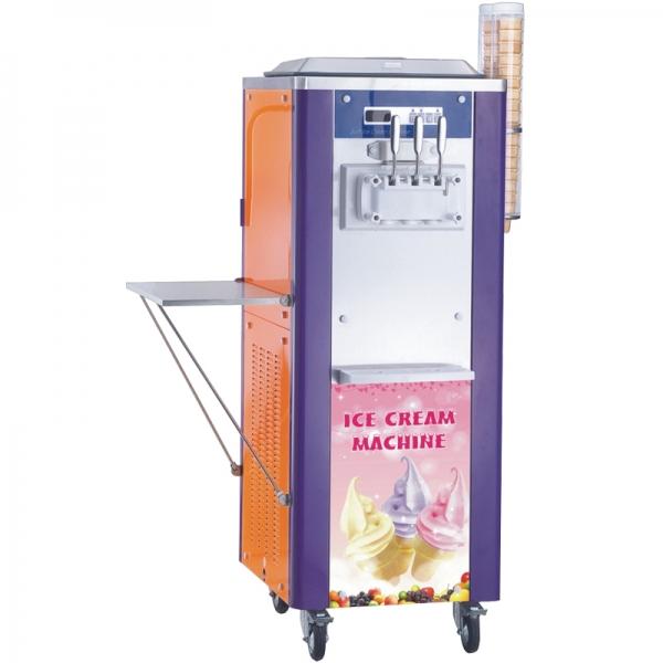Máy làm kem tươi LY-719