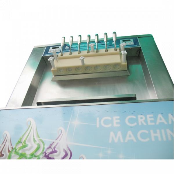 Máy làm kem tươi bảy mầu BQ7220