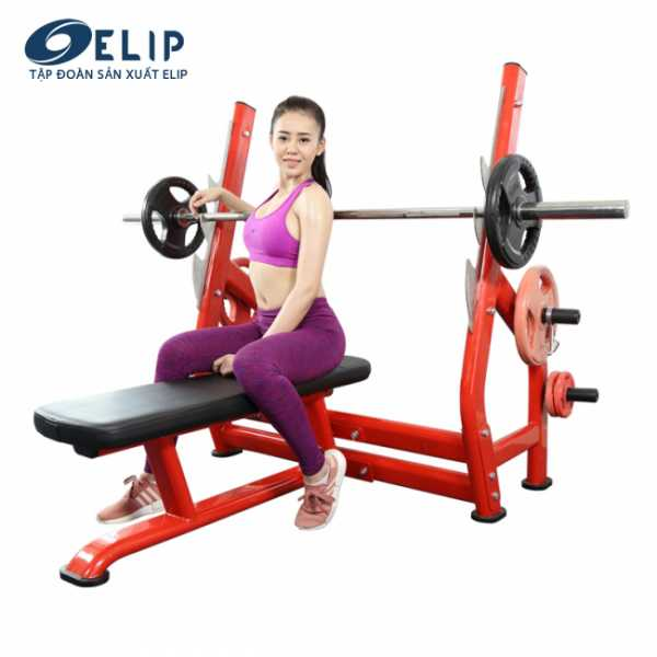 Ghế đẩy ngực ngang Elip YL27 New