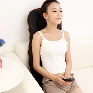 Ghế mát xa giảm đau toàn thân,đệm massage hồng ngoại cao cấp Nhật Bản,máy mát xa trên ô tô và ở nhà tiện dụng