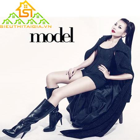 Siêu Thị Tại Gia Tuyển Model chụp ảnh quảng cáo