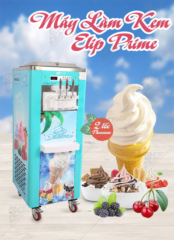 Tư vấn mua máy làm kem tốt nhất