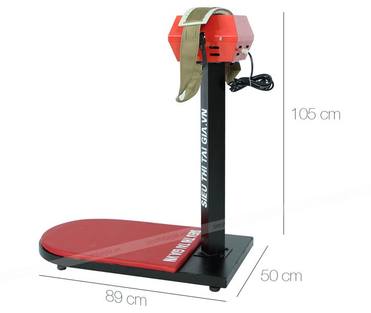 máy rung massage elip gym