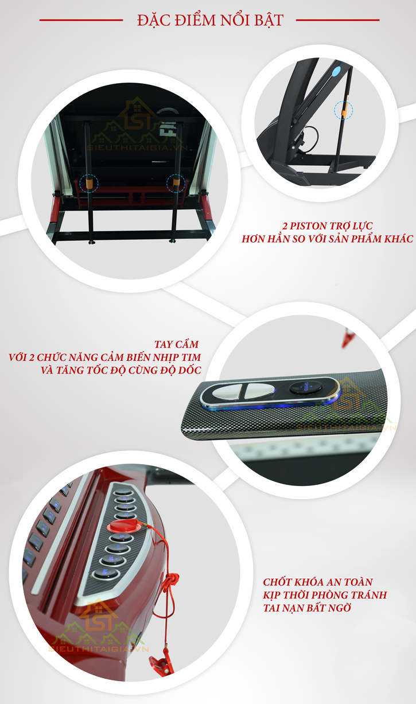 máy chạy bộ điện elip ac fitness