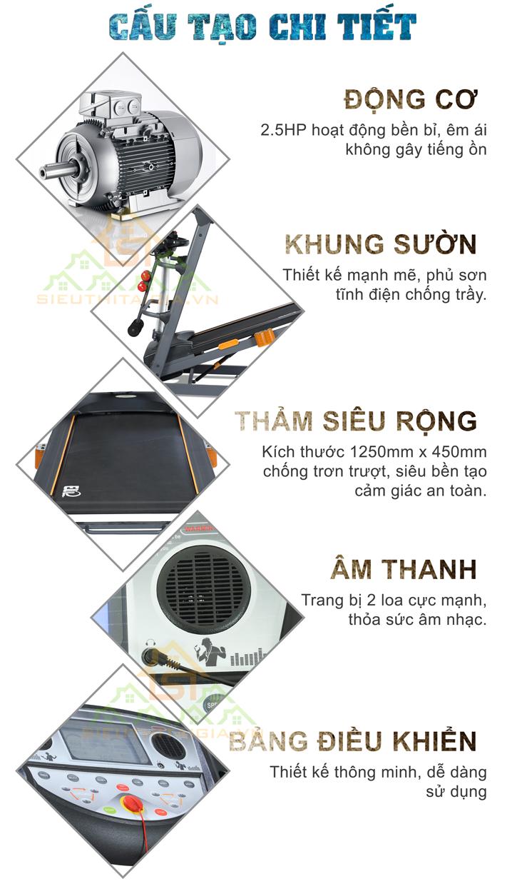 máy chạy bộ điện elip 2015i++