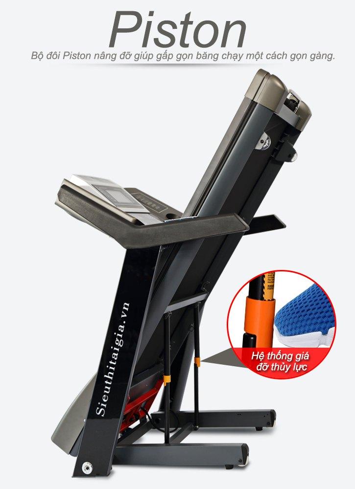 máy chạy bộ điện elip AC gym 2015