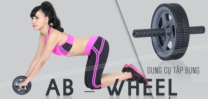 dung cu tap bung ab-wheel