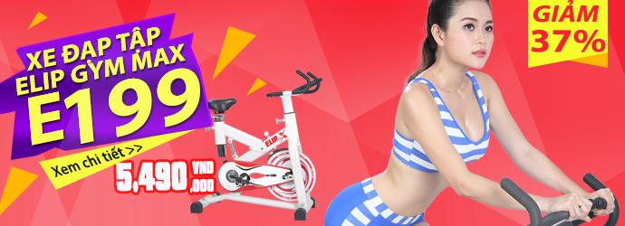 xe đạp tập thề dục