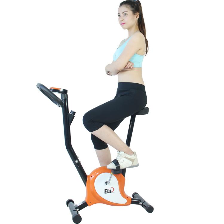 Xe đạp tập Elip 2014 cam