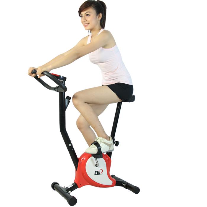 Xe đạp tập Elip 2014 đỏ