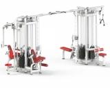 Dàn máy tạ đa chức năng Elip 8 khối