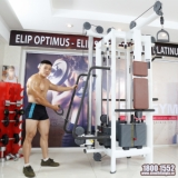 Dàn tập kéo xô Elip Pri23