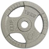 Tạ gang Elip Rubic phi 50