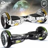 Xe điện cân bằng Elip Style-Moon-3T