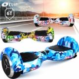 Xe điện cân bằng Elip Style-Sun-6T