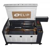 Máy cắt khắc phi kim Laser Elip E-60*40-50W