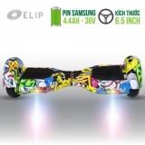Xe Điện Cân Bằng Elip Style Yellow-6T-Pin Samsung