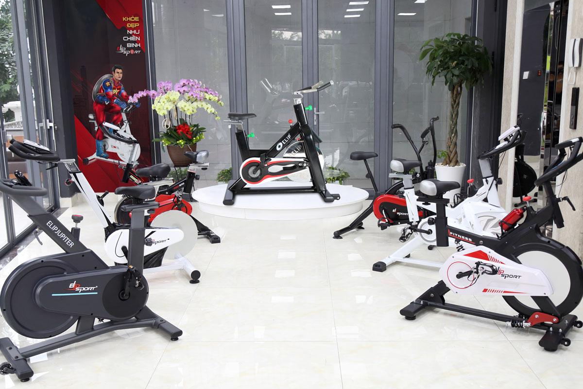 xe đạp tập Từ Liêm