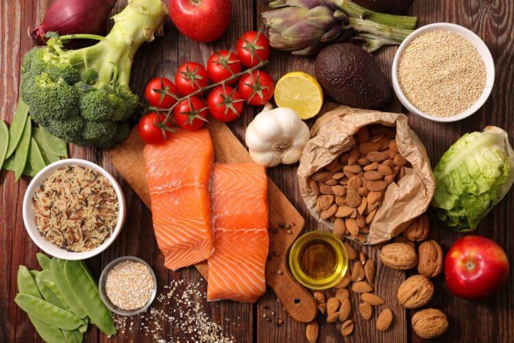 Chế độ ăn uống cho người nhiễm HIV