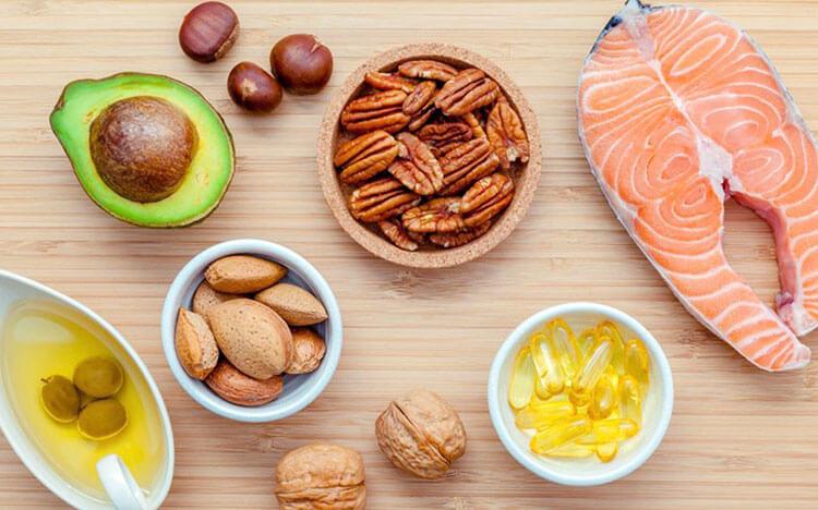 Đường và chất béo lành mạnh
