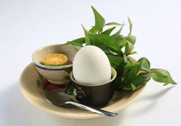 Nếu ăn nhiều trứng vịt lộn thường xuyên thì nguy cơ tăng cân rất cao