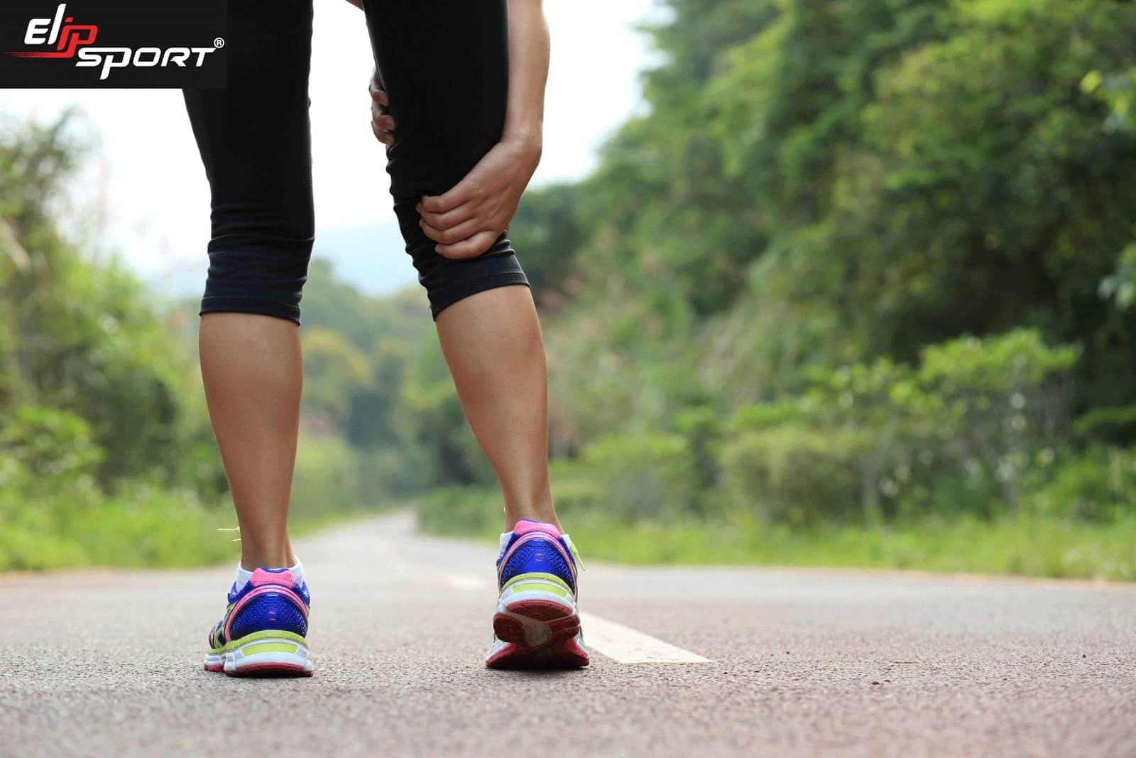 đi bộ bị đau lưng