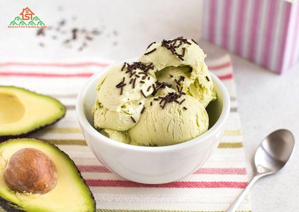làm kem không bị đông đá