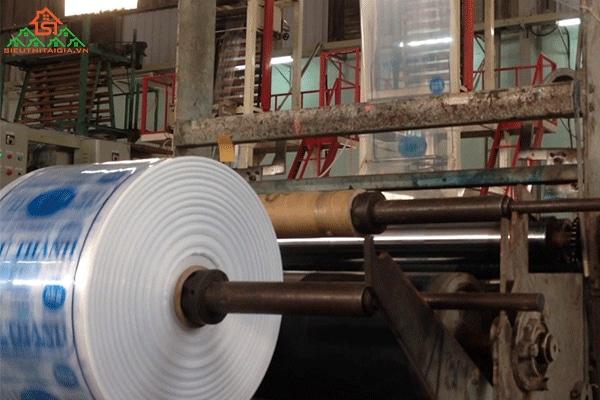 mở xưởng sản xuất đá viên