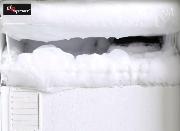 tại sao tủ lạnh không làm đá được