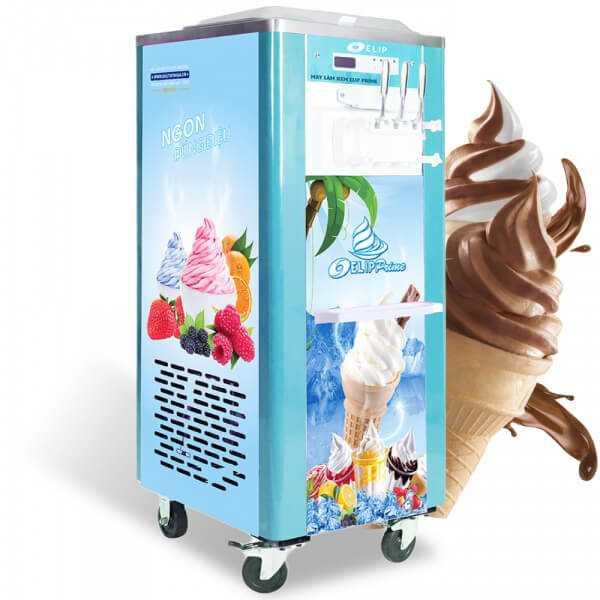 máy làm kem tươi ở Việt Nam