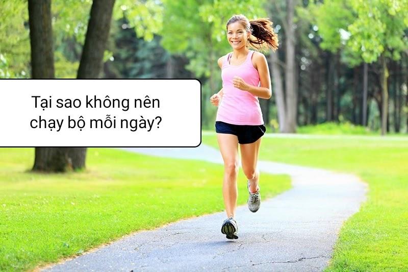 nên chạy bộ bao nhiêu lần 1 tuần