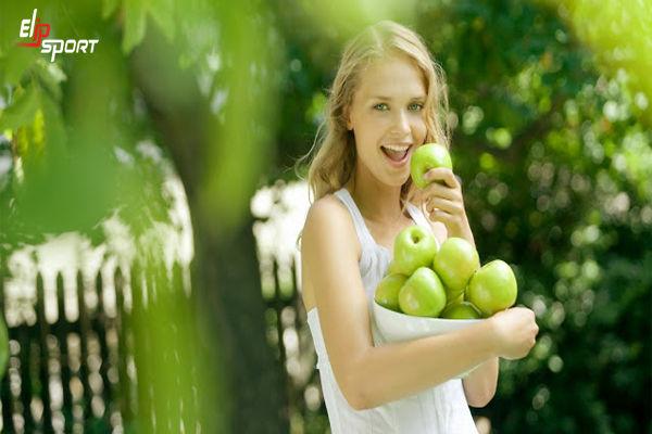 ăn táo buổi sáng giảm cân