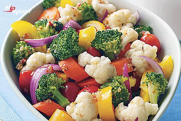 ăn gì giảm cân sau sinh