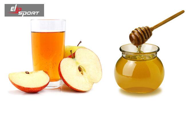 uống giấm táo giảm cân nhanh