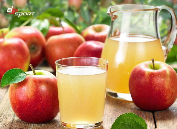 nước ép táo giảm cân