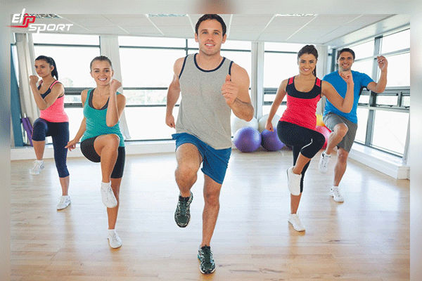 tập aerobic giảm cân trong bao lâu