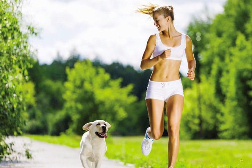 chạy bộ tốt cho nhóm cơ nào
