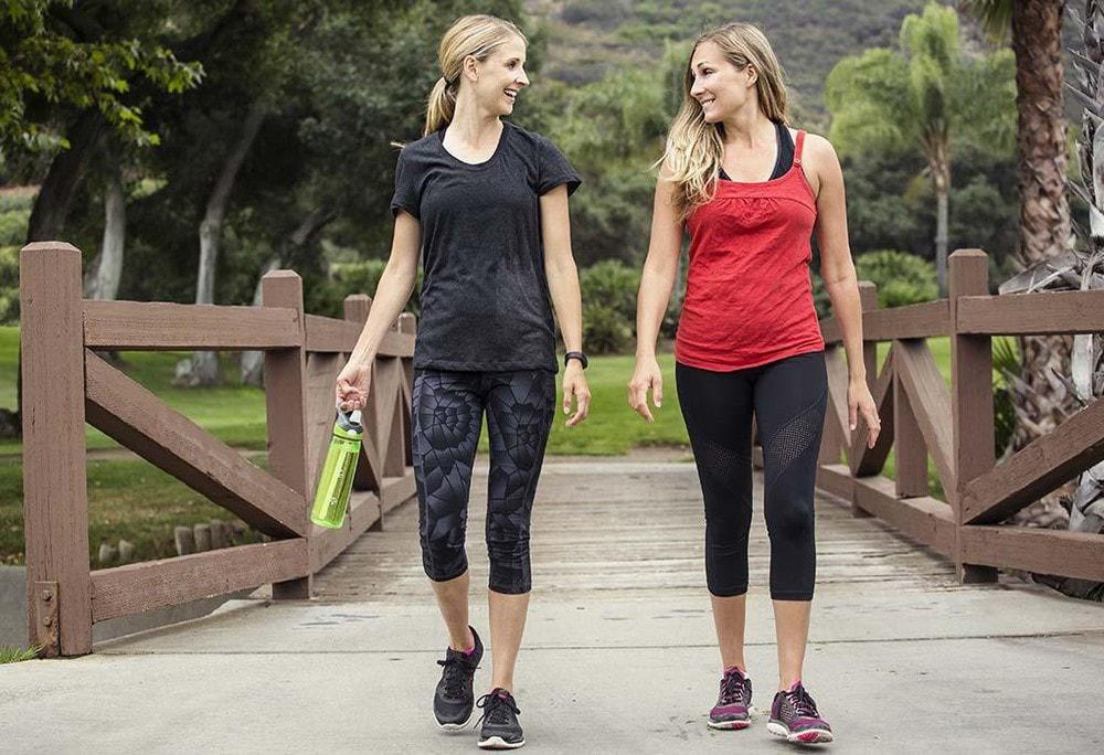 đi bộ buổi sáng có giúp giảm cân