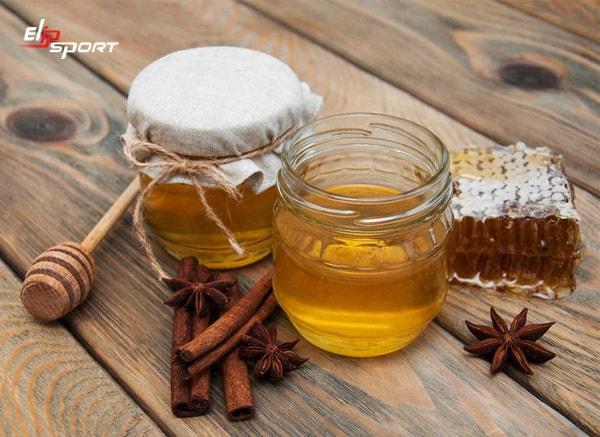 giảm cân với mật ong