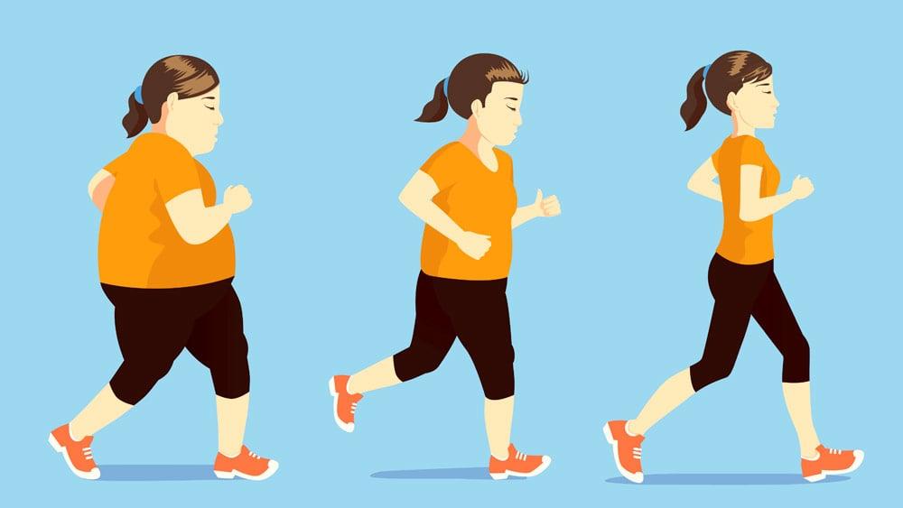 chạy bền có làm giảm mỡ bụng không