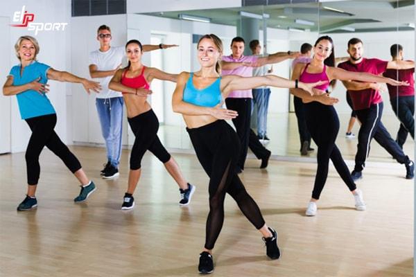 tập zumba bao lâu thì giảm cân