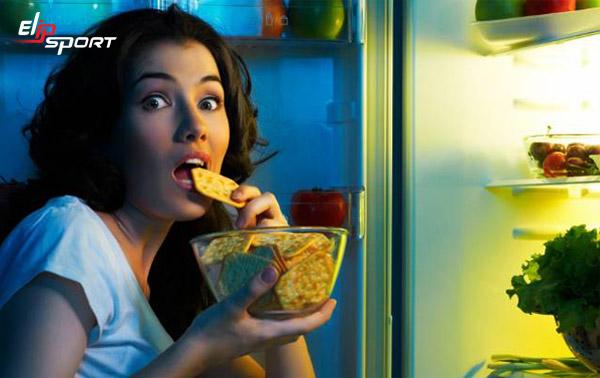 thức khuya có giảm cân không