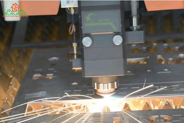 hướng dẫn sử dụng máy cắt laser