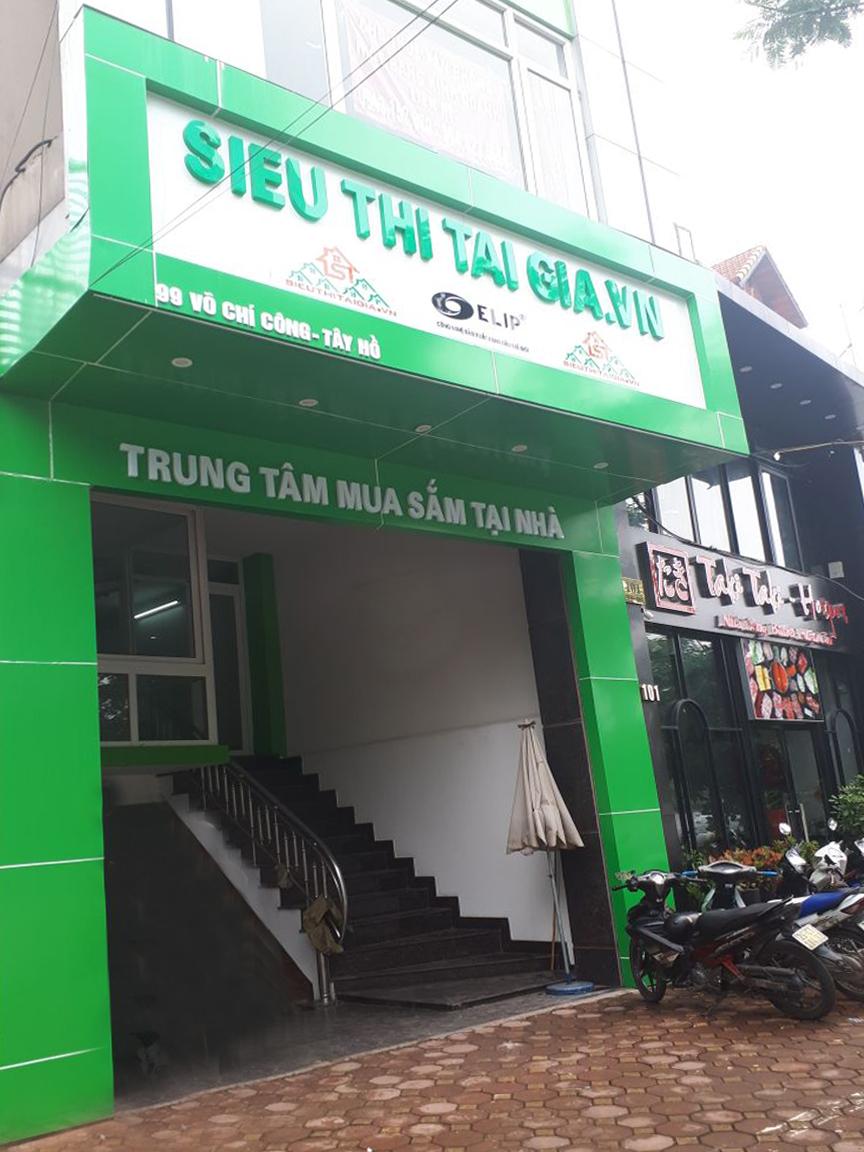 Khai trương chi nhánh mới Sieuthitaigia.vn tại quận Tây Hồ - ảnh 2