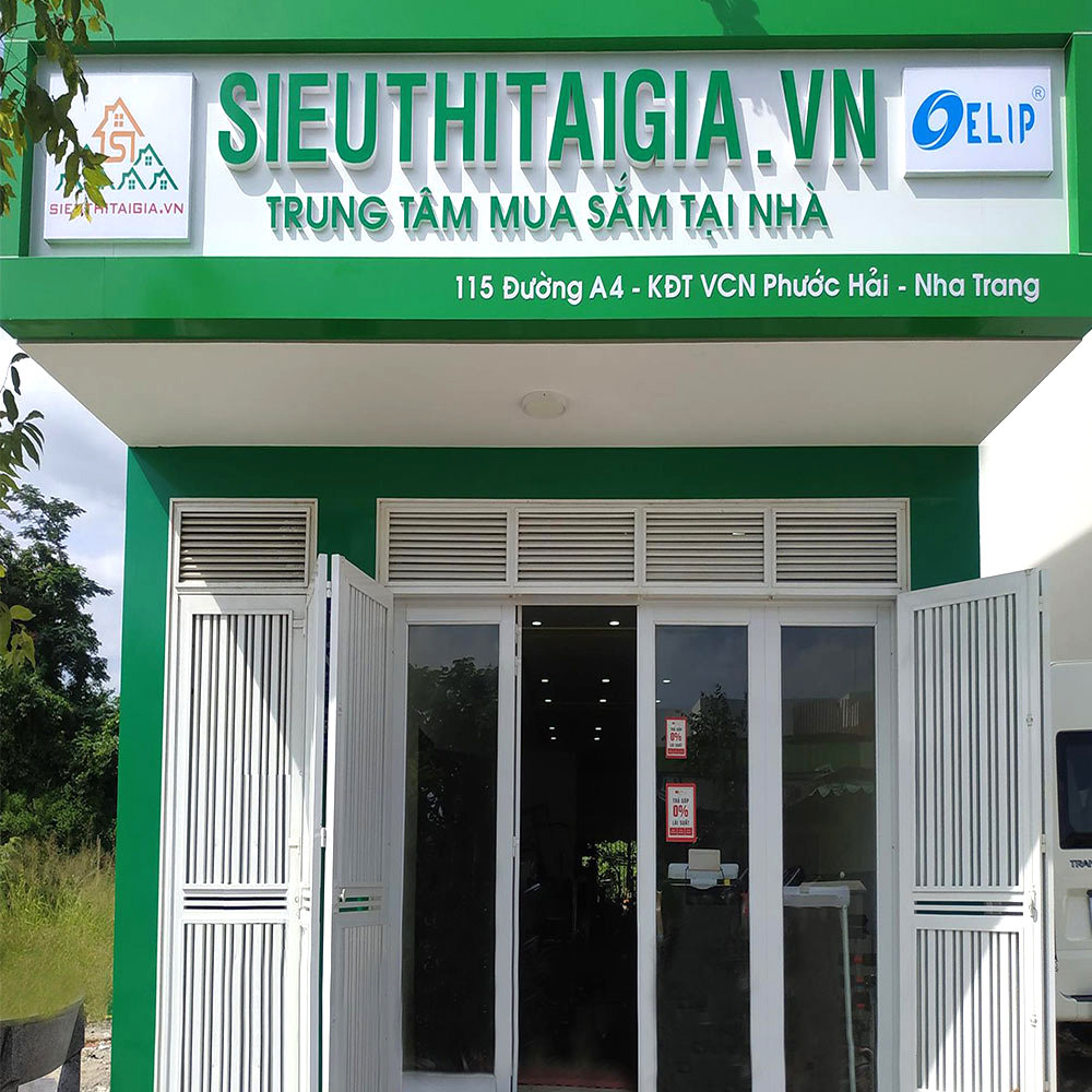 Ảnh chi nhánh Nha Trang của SieuThiTaiGia.VN