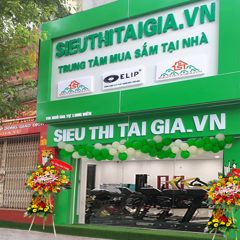 Ảnh chi nhánh Long Biên - Hà Nội 3 của SieuThiTaiGia.VN