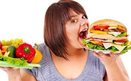 dấu hiệu cần giảm cân
