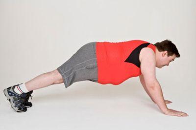 Bài tập thể dục làm giảm mỡ bụng cho nam giới - ảnh 1